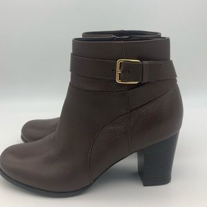Cole Haan signature ankle boots